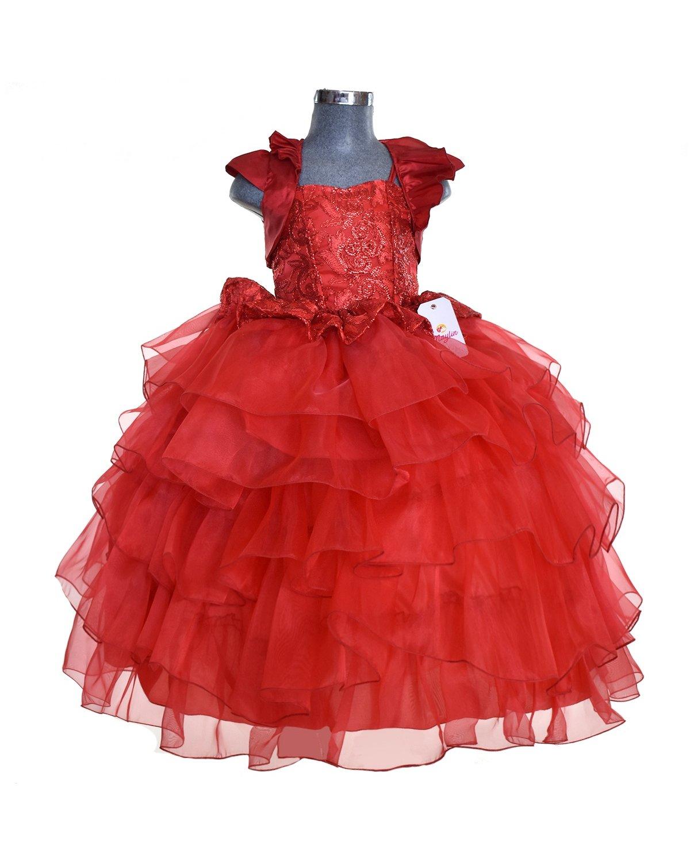 Vestido de Niña Elegante, Hermoso Modelo Anny