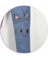 pantalon modelo gato