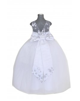 First Communion Dress Model Yalila