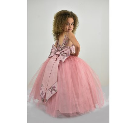 Yalila Model Girl Dress